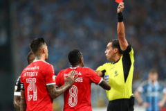 Eight Sent-off In Brazilian Derby Brawl